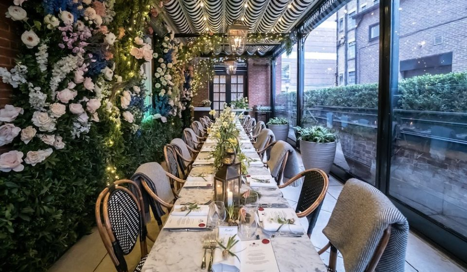 Celebrate World Gin Day At A Gorgeous Tanqueray Dinner Party