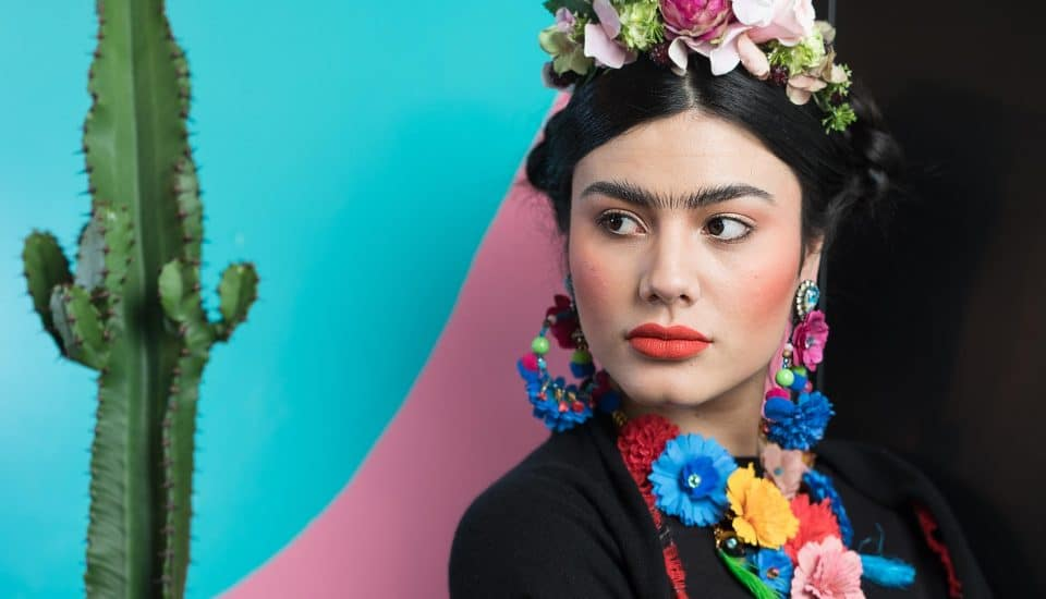 An Interactive Frida Kahlo-Inspired Pop-Up Is Coming To London