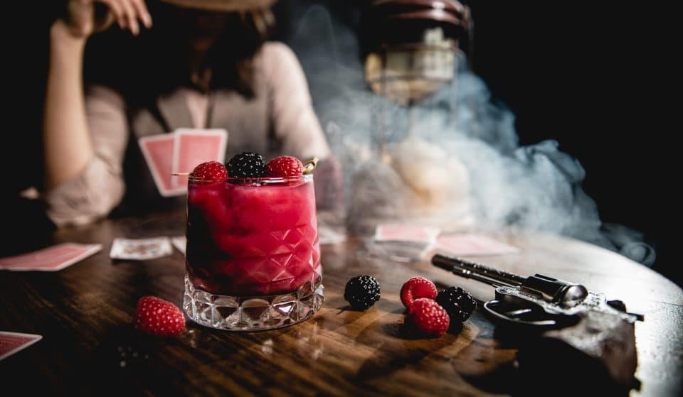 Rustle Up A Cocktail At This Rocking Wild West Saloon