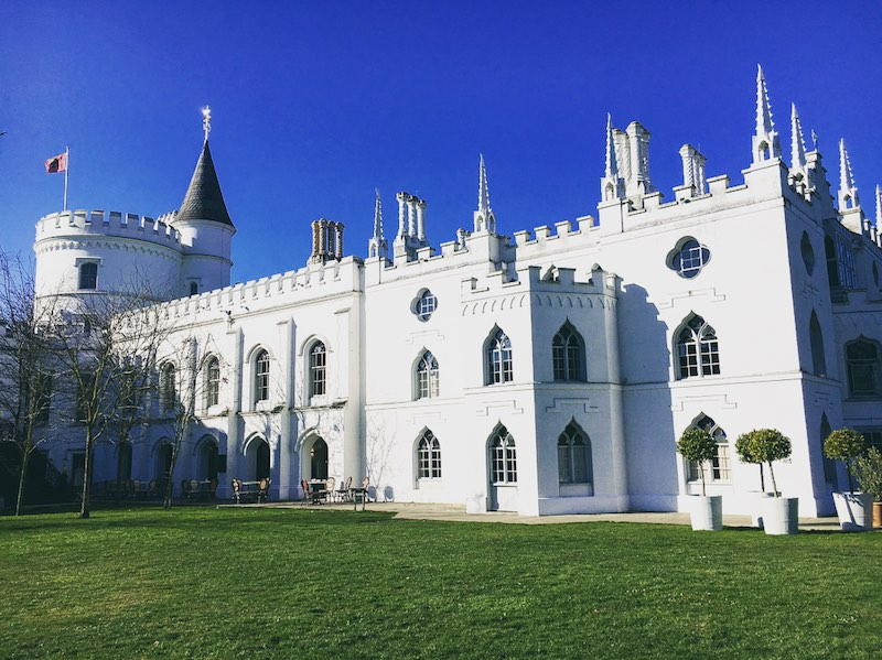 Strawberry Hill House Photo