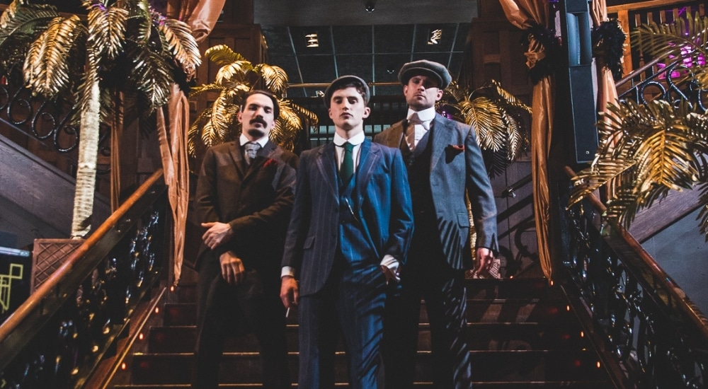 You Can Try A Peaky Blinders-Inspired Dining Experience In London