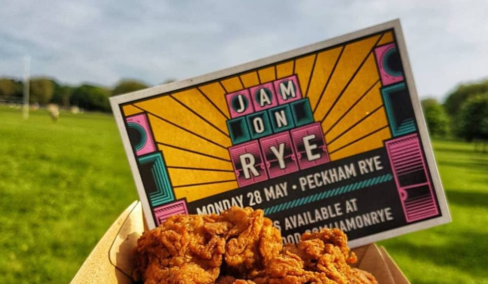 A Festival Of Street Food And Reggae Vibes Is Coming To Peckham