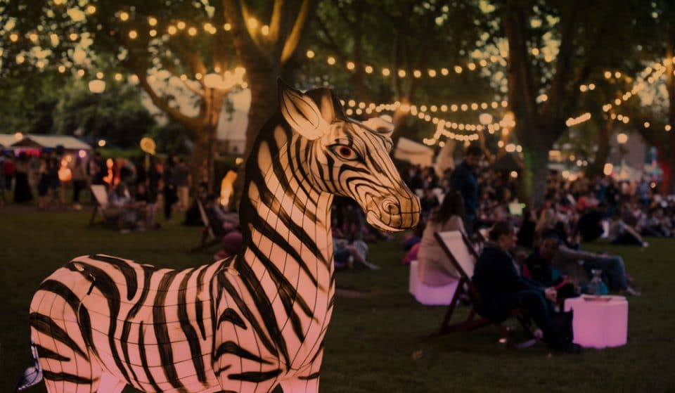 ZSL London Zoo Nights Is Here To Brighten Up Your Summer Evenings