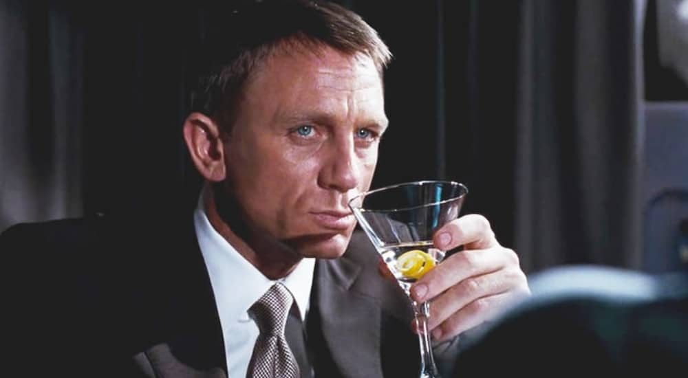 Shake Things Up At This Immersive, James Bond-Themed Dining Experience