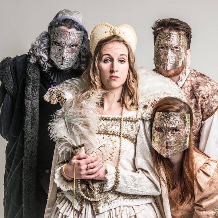 Shit Faced Shakespeare London 2018