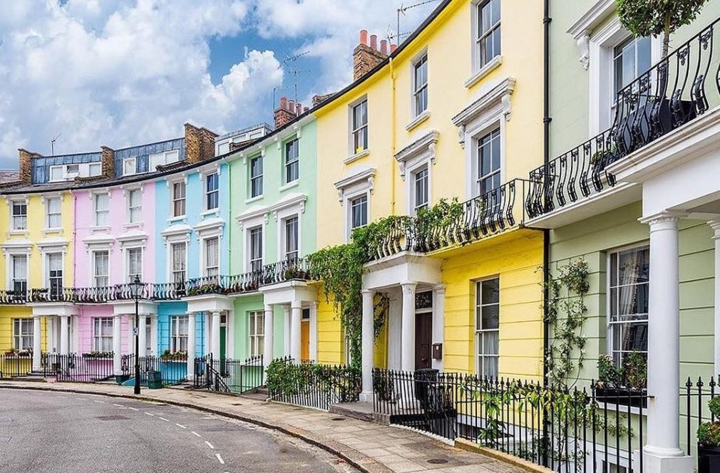 14 Of London's Prettiest Streets That You'll Dream About Forever