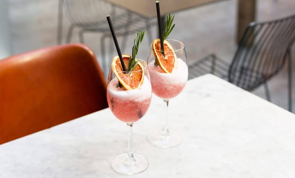 Frozen Pink G&Ts Now Exist And We're Not Drinking Anything Else This Summer