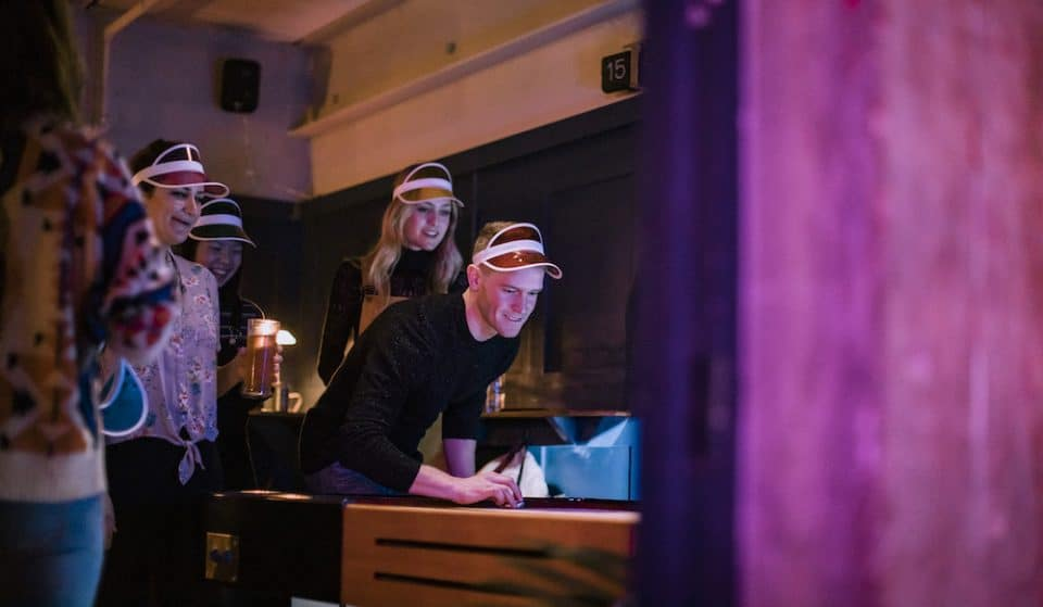 London Shuffle Club Have Opened A Basement Bar With Bangin' Cocktails