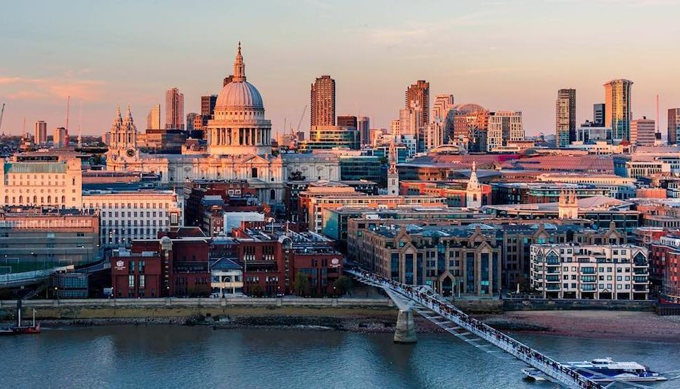 Tate Modern's Viewing Platform Offers Gorgeous Views Of London For Free