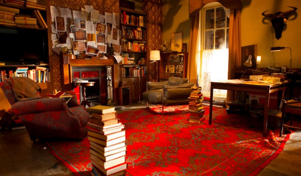 This Official 'Sherlock' Escape Game Is Now Open In London