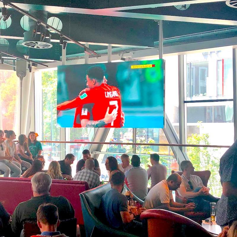 World Cup 2018 London screenings