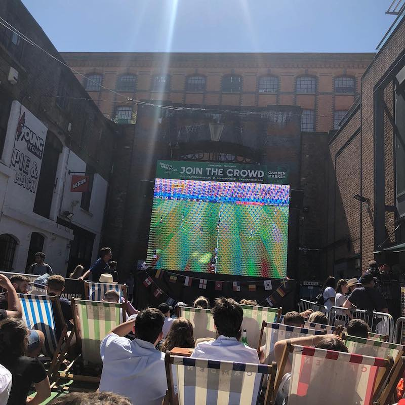 Camden Big Screen