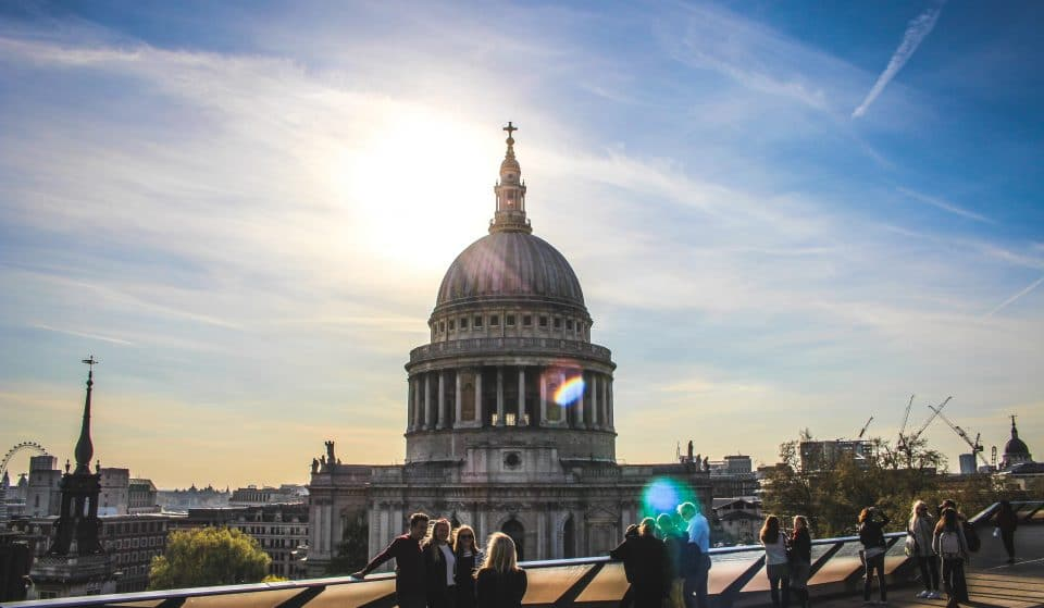 75 Bum-Jigglingly Brilliant Things To Do In London In July 2021