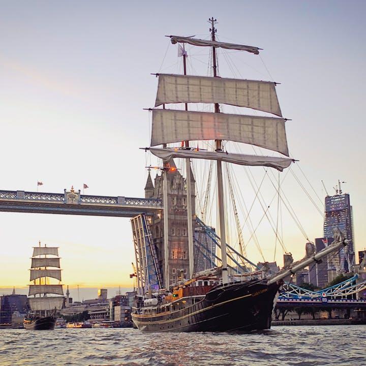 Tall Ships Festival Brunch