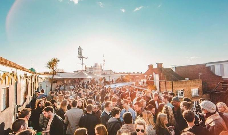A Series Of Sizzling Hot Rooftop Parties Are Coming To Brixton This Summer