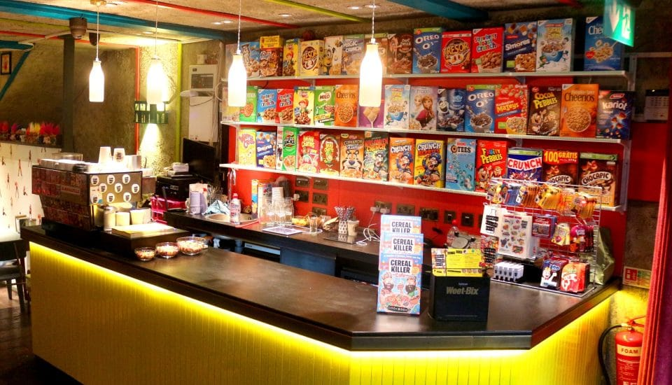 London's Famous Cereal Café Has Launched A Cereal-Inspired All-Day Menu