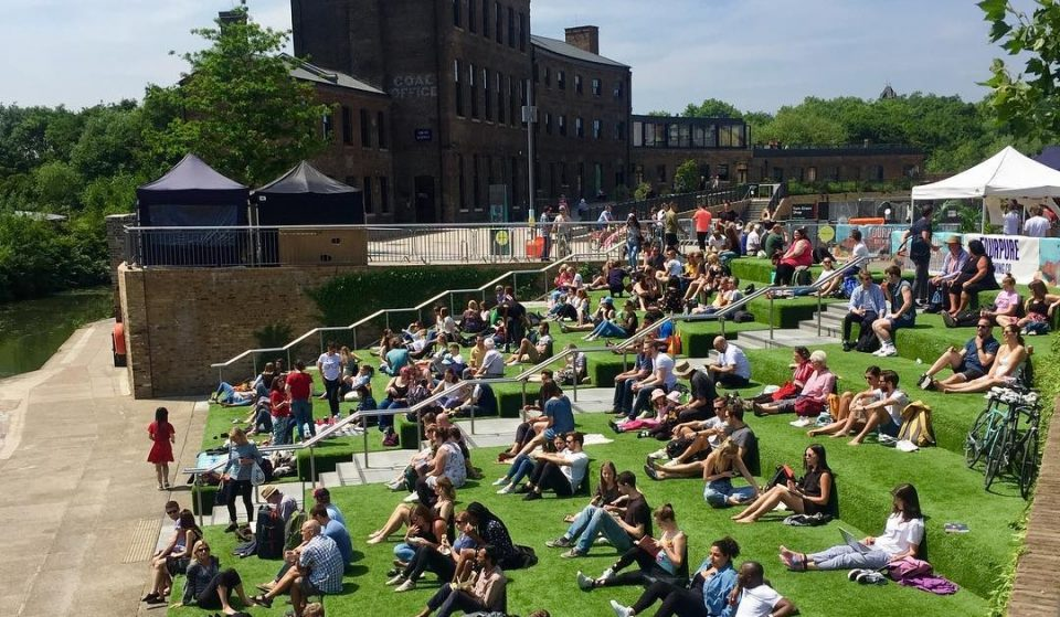 Summer Love Film Festival Is Bringing Free Films To Regent's Canal