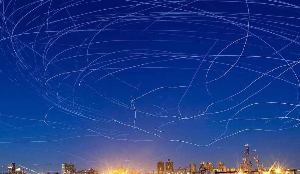 A Flock Of Illuminated Pigeons Will Take To The Skies This Weekend