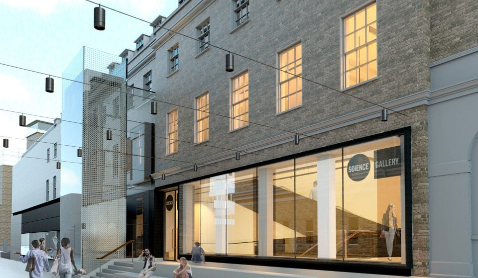 Here's Your First Glimpse At London's Brand New Science Gallery