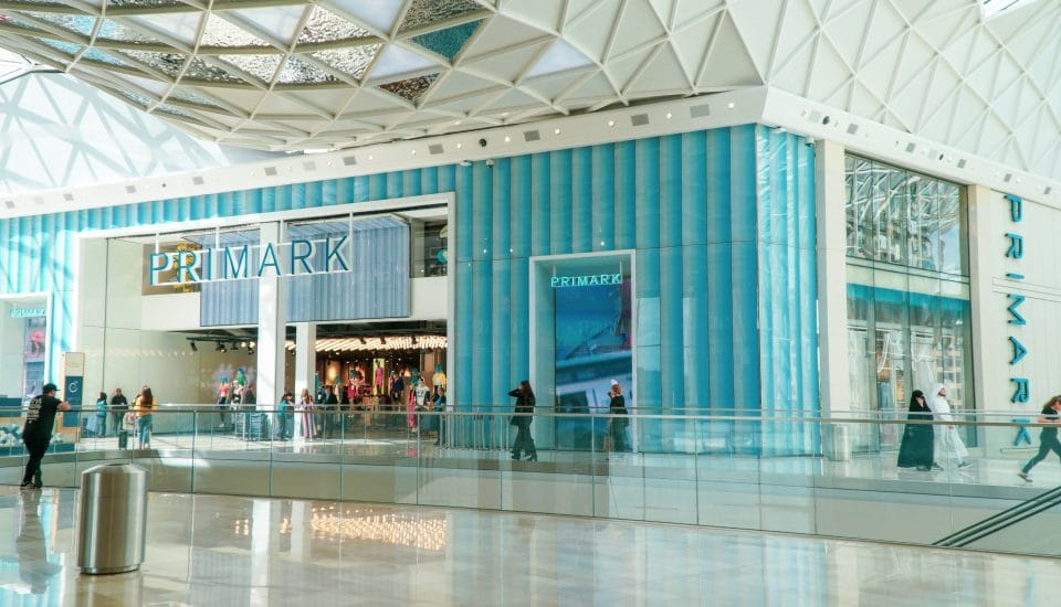 Westfield London Continues To Expand With A Huge Primark (And More Big Names In Fashion And Beauty)