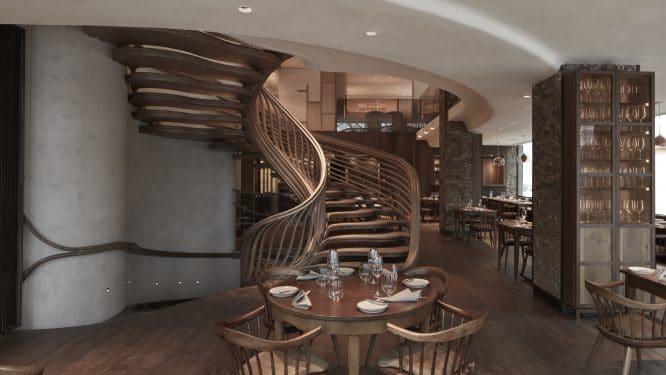 HIDE Ground Restaurant 1