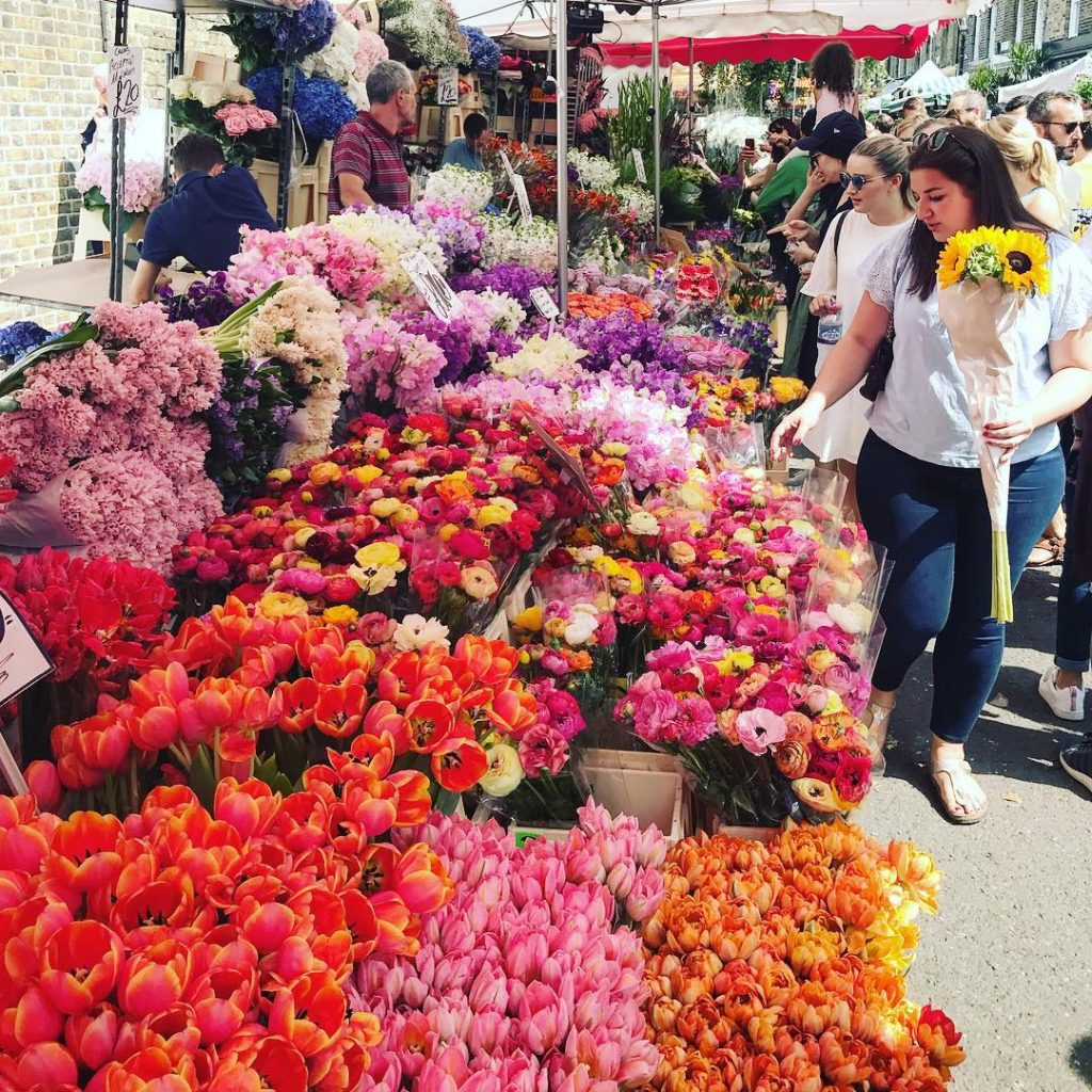 Outdoor Markets In London What S Open And What S Closed