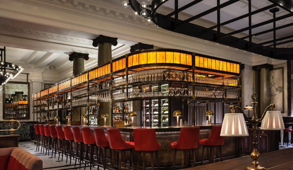 The London Restaurant With 500 Gins And A Dedicated Pie Room • Holborn Dining Room