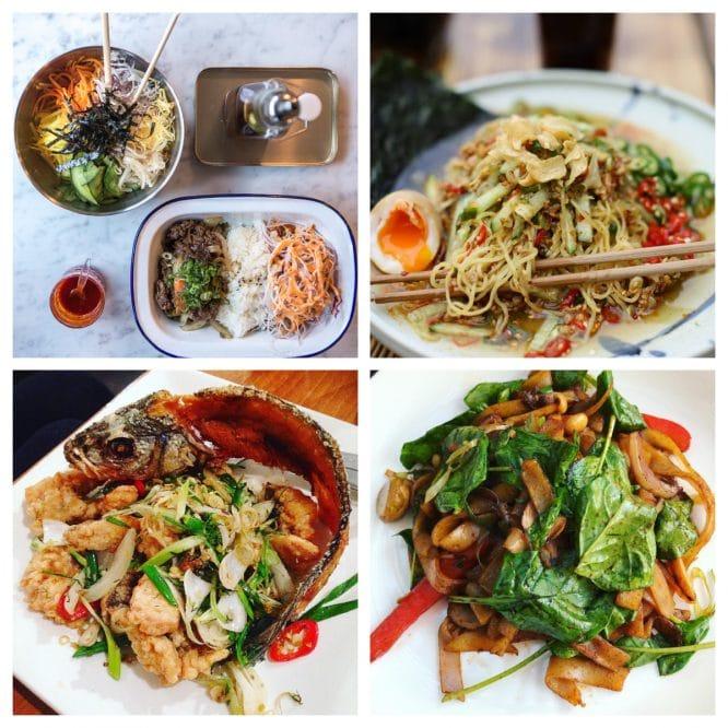 Asian Cuisine Hoxton Restaurant