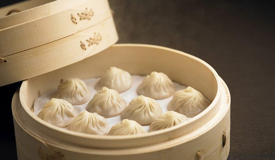 The London Restaurant With The 'World's Best Dumplings' • Din Tai Fung