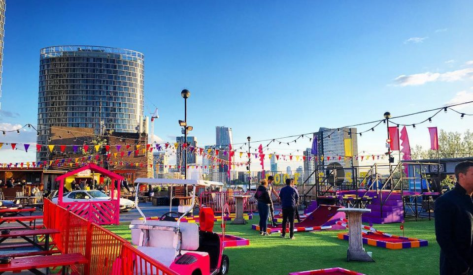 The Rooftop Playground For Grown-Ups Is Back For Summer 2021 • Roof East