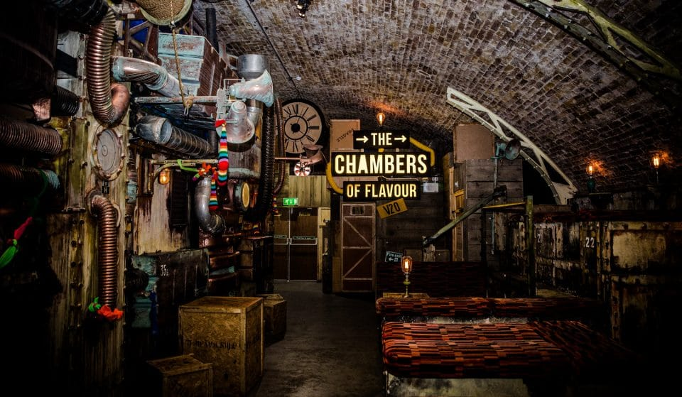 The Jaw-Dropping London Supper Club With Incredible Dining Experiences