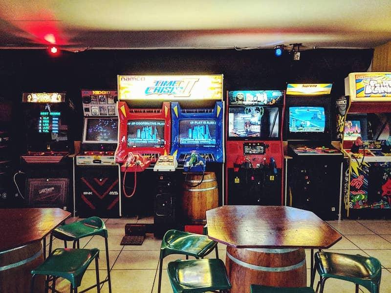 Peckham Bars Four Quarters