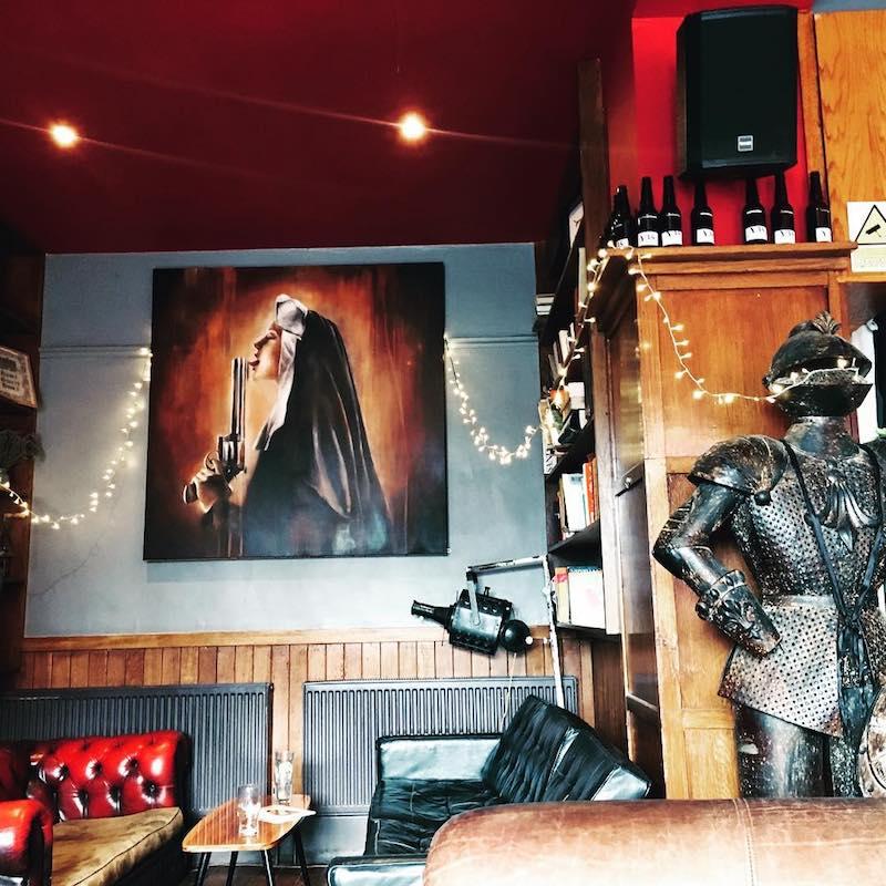 Old Nuns Head Pub