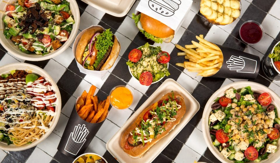 London's Hottest Vegan Joint Is Getting A Second Location