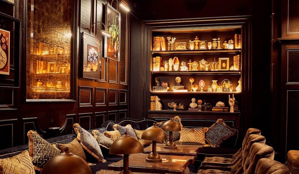 Bloomsbury Just Got A Fancy New Cocktail Spot • Fitz's Bar