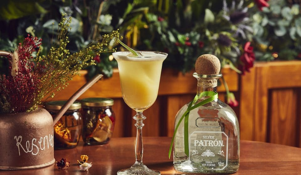 This Fitzrovia Cocktail Bar Is A Fantastically Floral Affair • Mr Fogg's House Of Botanicals