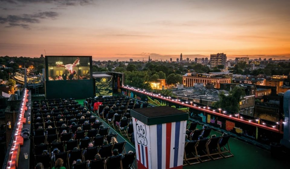 These Brilliant Outdoor Film Screenings Are Playing On A Rooftop Near You