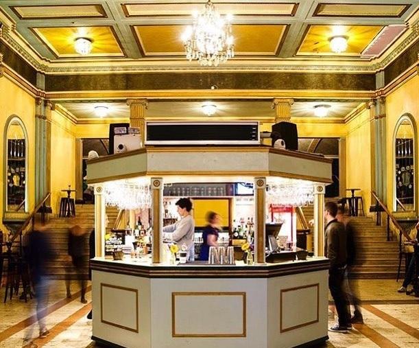 Walthamstow's Cinema Cocktail Bar Is A Real Cult Classic • Mirth, Marvel & Maud