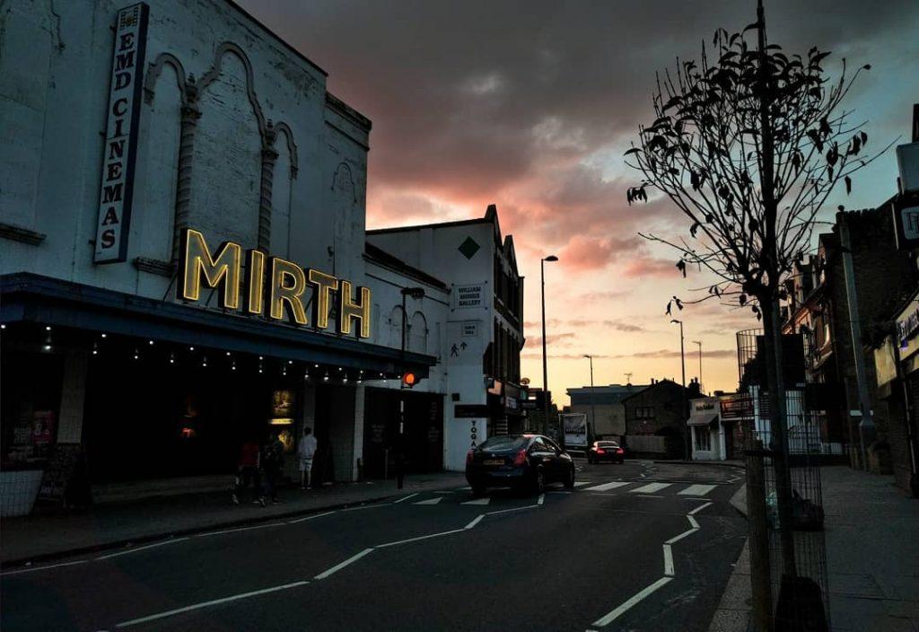 Mirth Marvel & Maud