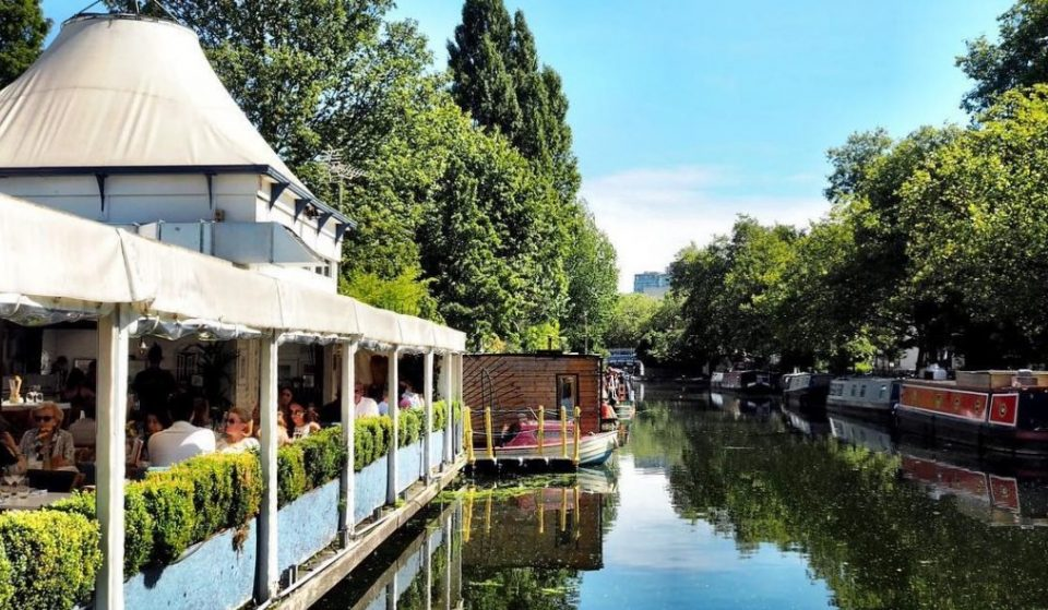 5 Summery Waterside Spots In London That Are Pimm's Perfect