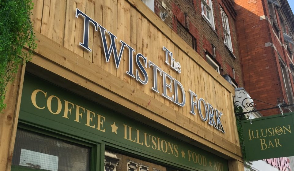 A Magic Coffee Shop Has Opened Up In Stoke Newington • The Twisted Fork