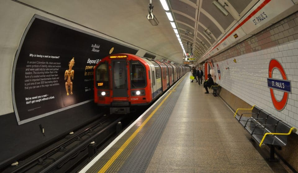 The Central Line Is Officially Getting Air Conditioning (But Not Just Yet)