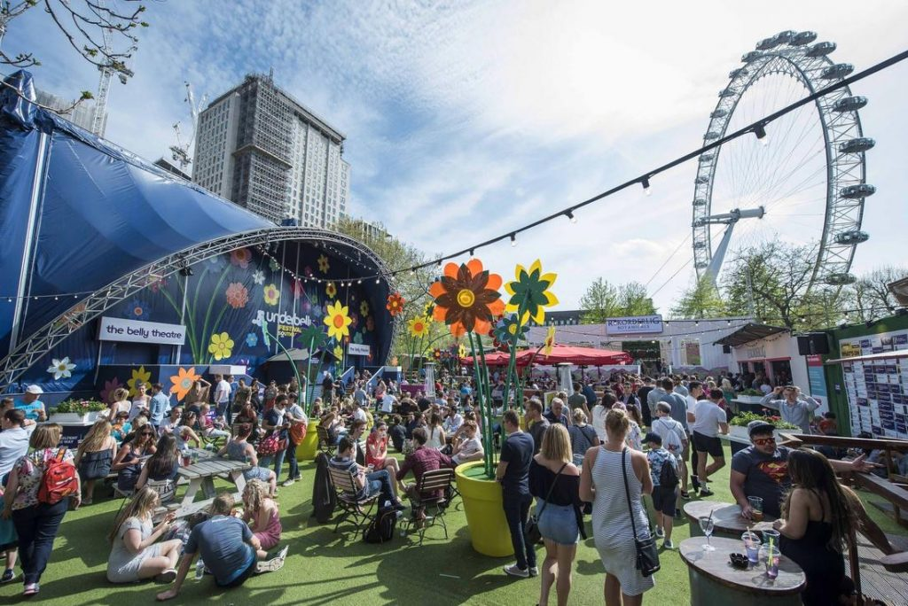 7 Reasons Why South Bank Is The Place To Be This Summer