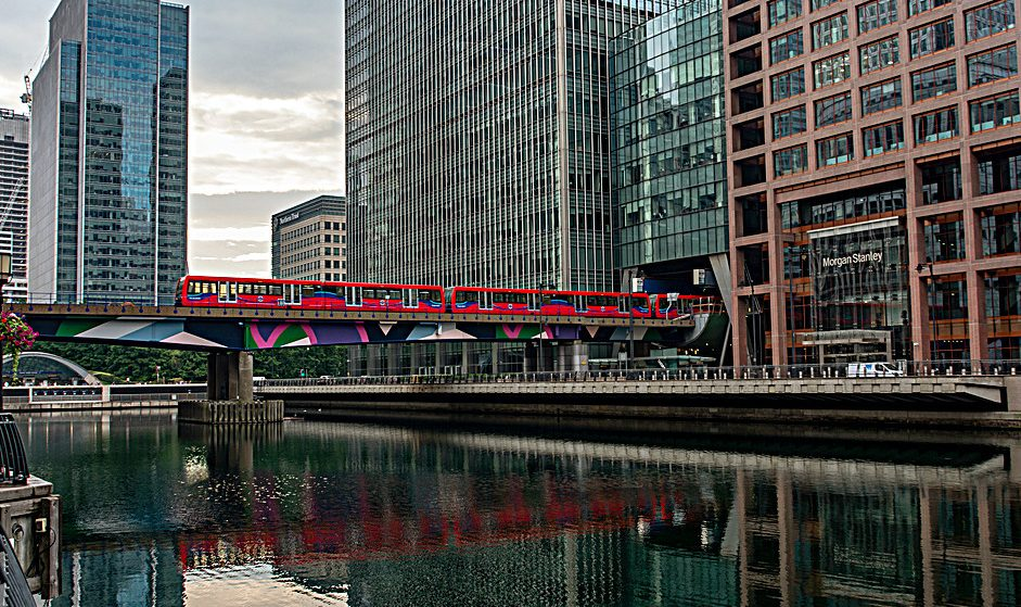 The DLR Will Start Running Private Tourist Trains Next Month