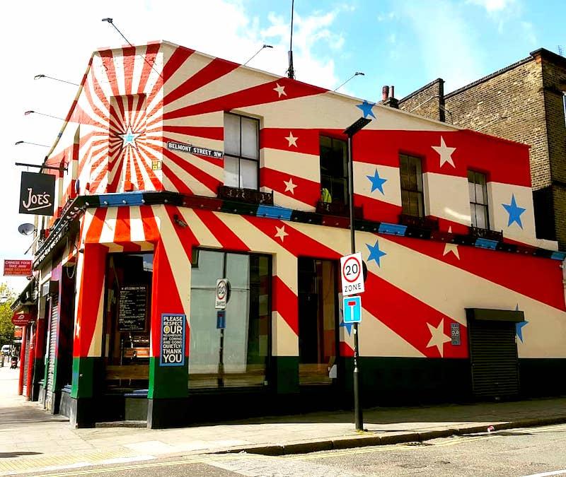 Joes Bar Camden