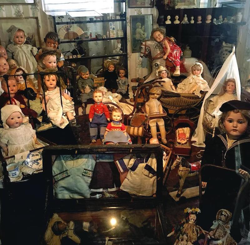 Toy Museum London