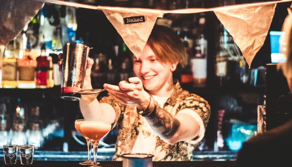 Naked Grouse Are Giving Us A Glimpse Into The Future With A Series Of Epic Cocktail Events