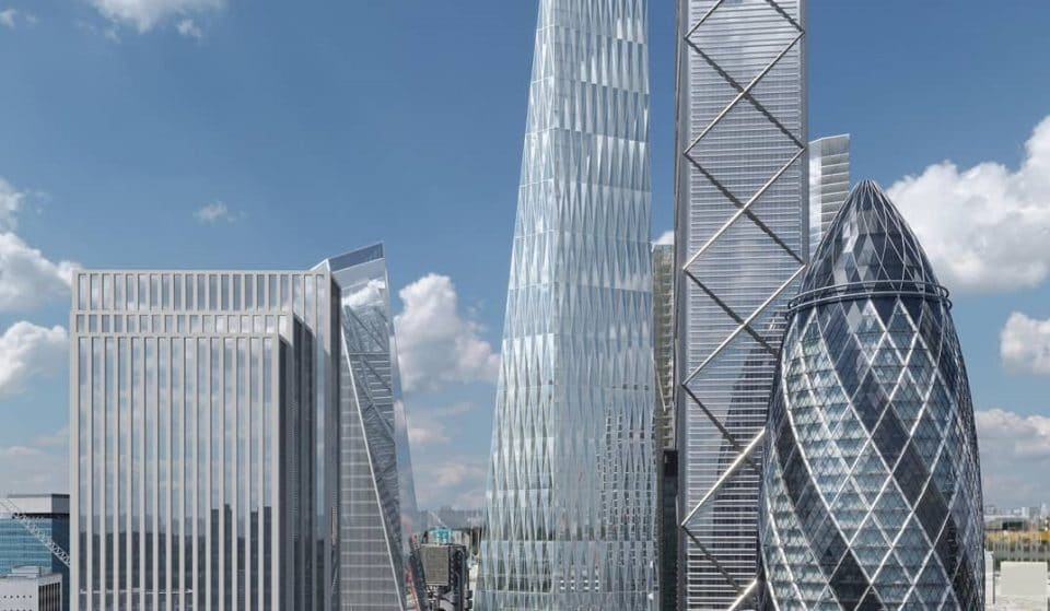 London Is Getting A Second Cheesegrater, And It's Too Gouda To Be True