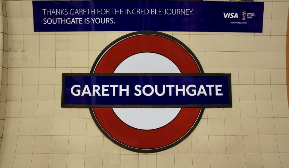 TfL Have Renamed Southgate Tube Station (And Yes, It's Exactly What You're Thinking)