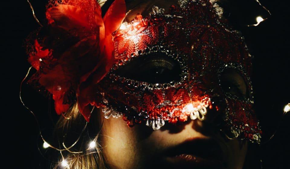 Live Like A Princess At This Magical Masked Ball